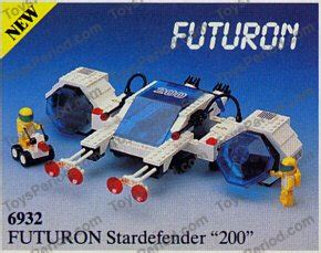 Cxxistian Set 3 In 1 6932 lego 6932 stardefender 200 set parts inventory and lego reference guide