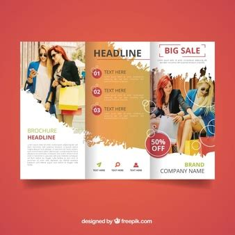 brochure sles templates free vectors photos and psd downloads freepik