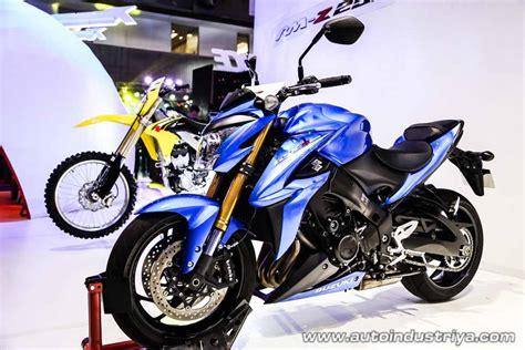 New Suzuki Motorcycle Suzuki Launches Brand New Bikes At The Ir Bikefest