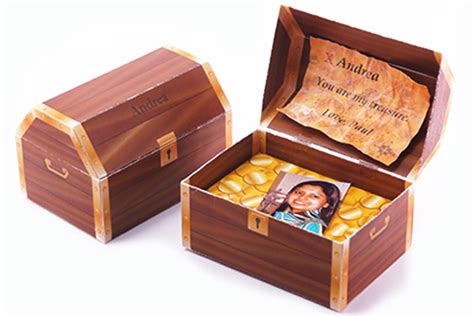 Treasure Chest Papercraft - picture of treasure chest resources to print search