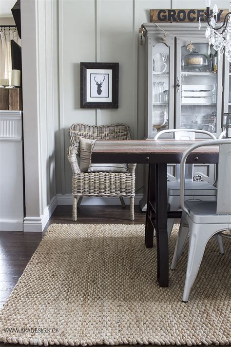 Dining Room Rug Ideas by A New Rug For The Dining Room