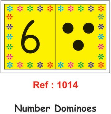Dominos Online Gift Card - quot number dominoes quot cards educational toys online
