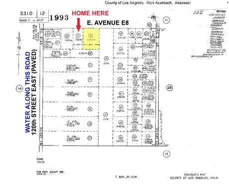Los Angeles County Property Ownership Records Lanscaster California Land For Sale By Owner