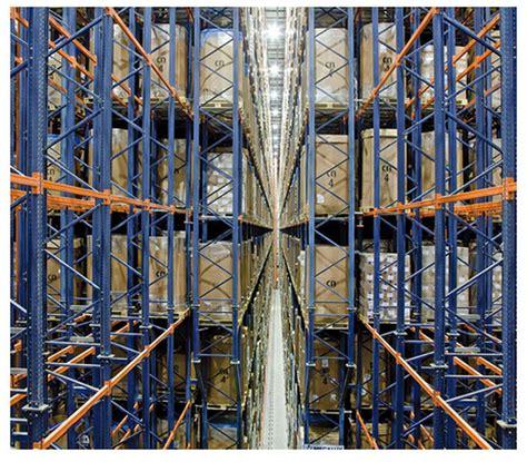 high load capacity automatic storage  retrieval system