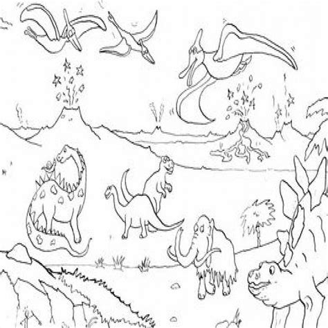 zoom dinosaurs coloring pages dinosaur adventure colouring in poster by really giant