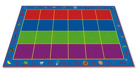 abc rainbow seating rug 24 kidcarpet