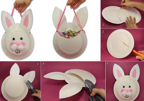 Easter Decorations To Make Out Of Paper - creative arts and crafts projects diy