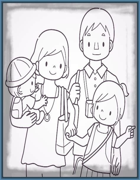 imagenes sobre la familia para pintar las mas emotivas imagenes relacionadas con la familia