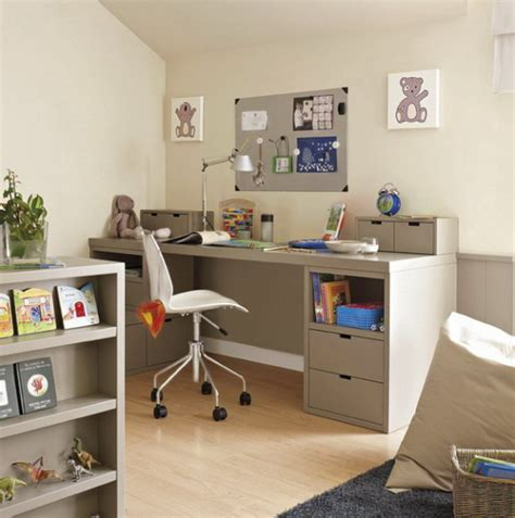 clever desk ideas how to customize kids desks 29 creative ideas digsdigs