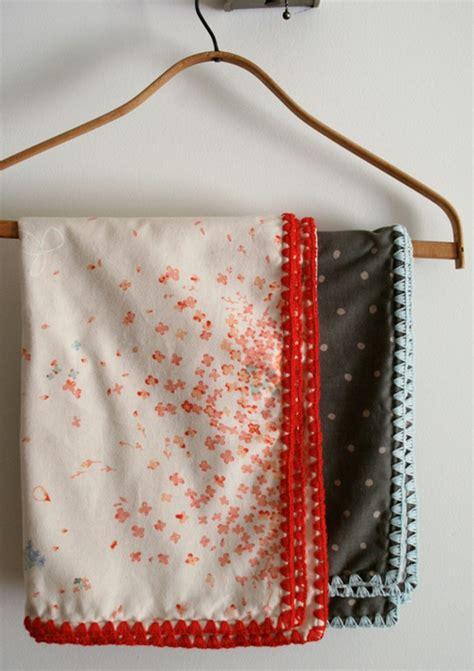 Handmade Baby Blanket Ideas - 15 handmade baby blanket tutorials