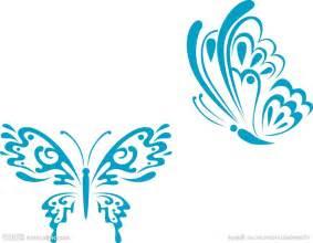 蝴蝶图案 昆虫 爱图片 www aitupian com