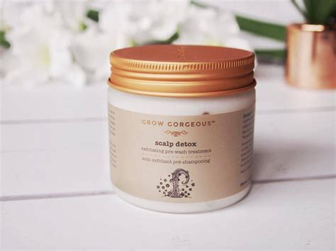 Best Scalp Detox Shoo by Grow Gorgeous Top Of The In Hair Care A Day In The