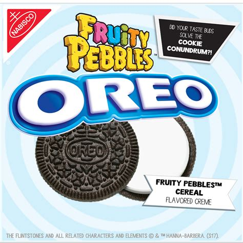 Did You Guess Right by Oreo Mystery Flavor Revealed Did You Guess Right