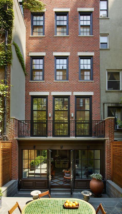 elegant  york townhouse  reborn  images