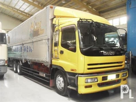Subic Port Cars For Sale by Wing Truck 10wheeler Japan Surplus For Sale Excellent