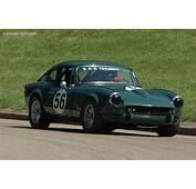 1966 Triumph GT6 MKI At The Pittsburgh Vintage Grand Prix