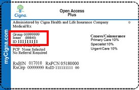 cigna provider phone number how to find your health insurance policy number updated quora