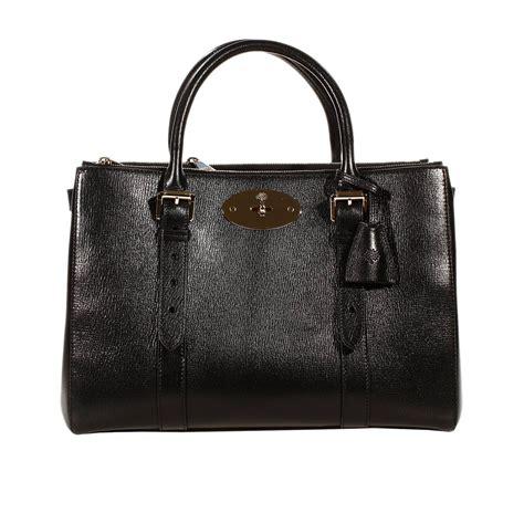 Mulberry Bayswater Handbag by Mulberry Handbag Bayswater Zip Classic Calf In