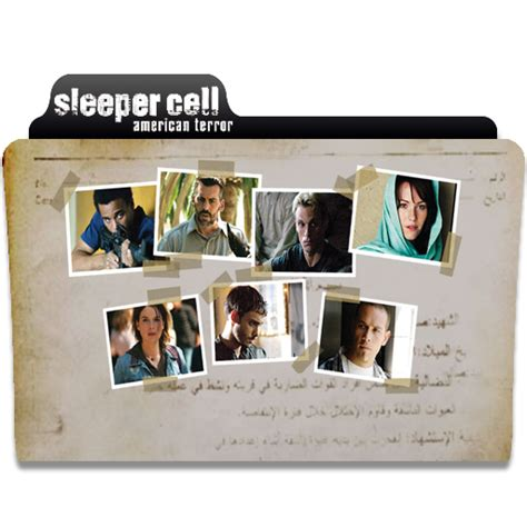 Sleeper Cell Terrorism free sleeper cell american terror found file