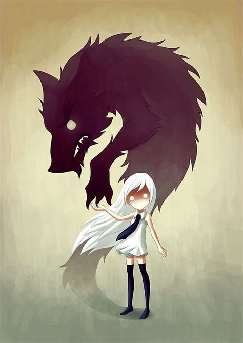 A Anime Wolf by Best 25 Wolf Ideas On
