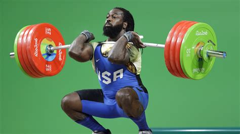 Can You Compete In The Olympics With A Criminal Record 2016 Olympics Kendrick Farris The Only American Weightlifter To Compete At