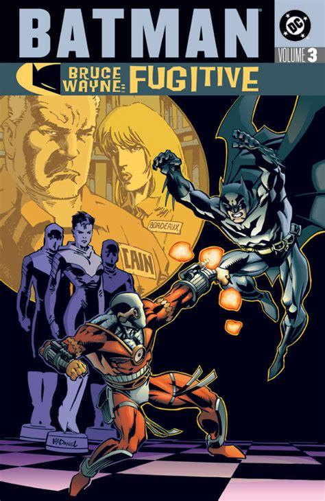 batman tp vol 3 batman bruce wayne fugitive vol 3 tp comic art