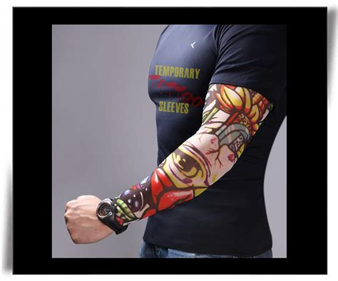 tattoo sleeves fake sleeve dope tattoos