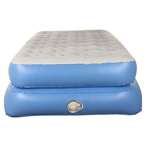 review of aerobed classic high mattress 3 beds