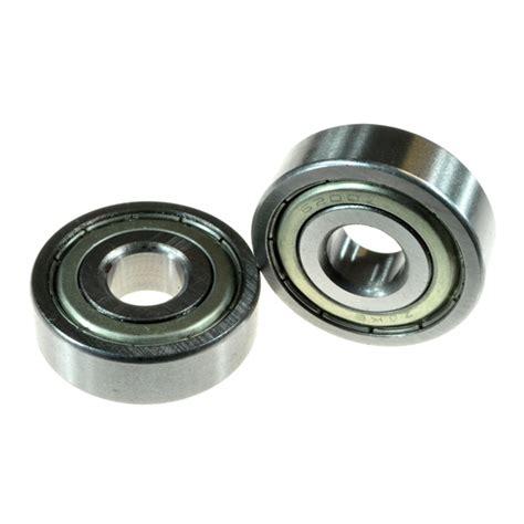 Bearing 6200 Z Asb 6200zz 6200z shielded wheel bearings set of 2 scooter parts