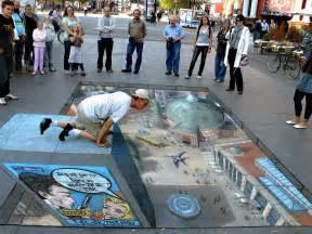 Street Art by 3d Street Arts Street Art 3d Art 3d Drawing 3d Street