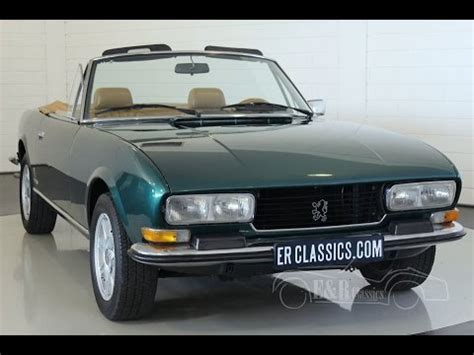 peugeot model history peugeot 504 coup 233 model history by the peugeot 504 coup 233