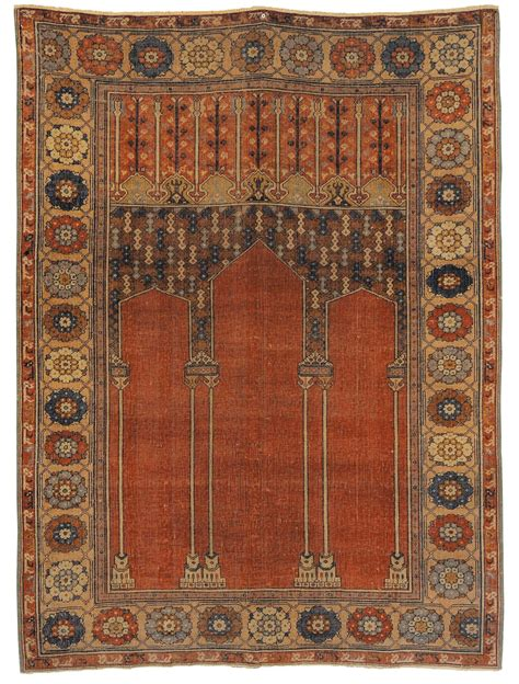 tappeto anatolico tappeto anatolico ladik xviii inizio xix secolo