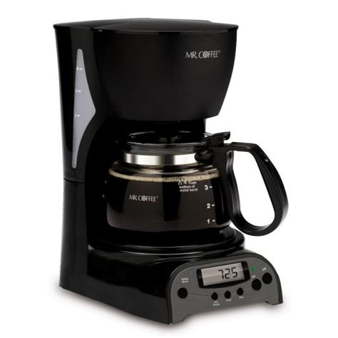 looking for a 4 cup coffee maker try the mr coffee drx5