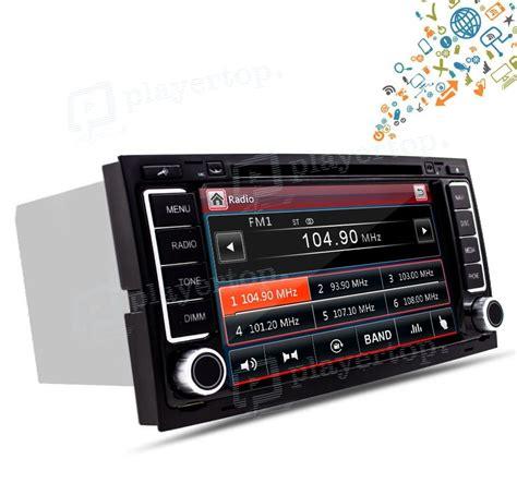volkswagen touareg radio auto radio vw touareg 2003 2011