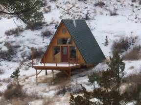 small a frame cabin plans relaxshacks quot a quot mate an a frame tiny cabin
