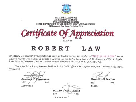 appreciation letter to airline staff sle air certificate of appreciation gallery