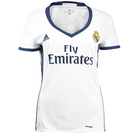 Real Madrid Ledies 16 17 real madrid home s jersey shirt real madrid jersey shirt sale gogoalshop