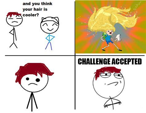 Meme Challenge - challenge accepted meme memes