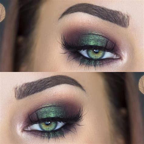 Eyeshadow E green makeup looks www pixshark images galleries