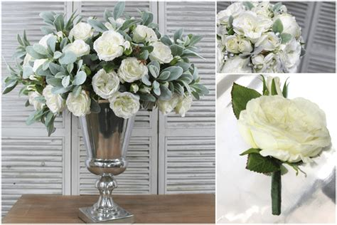 artificial flower arrangements for weddings inspirations