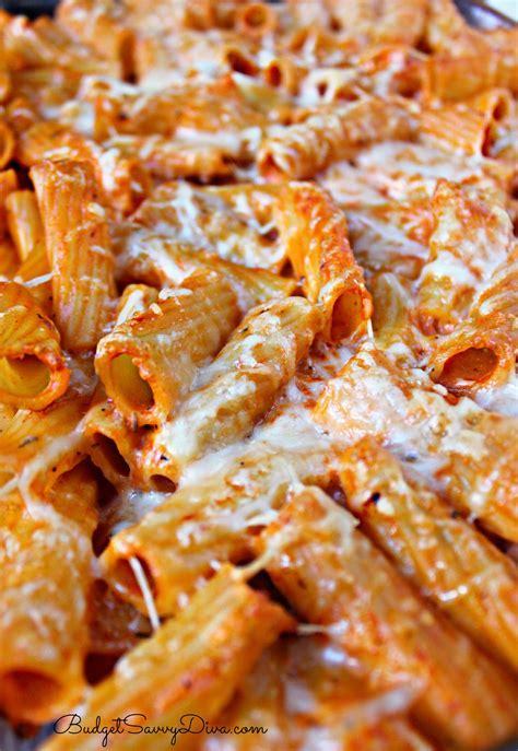 copy cat recipe olive garden five cheese ziti al forno