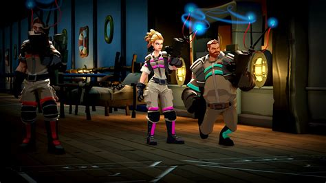 Ghostbusters Ps4 im 225 genes de ghostbusters para ps4 3djuegos