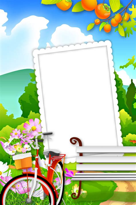 photo frame children photo frame png images free