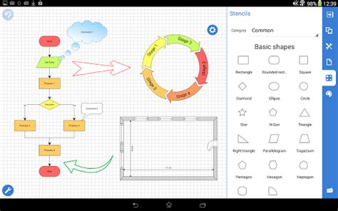 grapholite floor plans android apps on google play grapholite diagrams demo android apps on google play