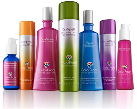 color proof products review colorproof hair care knows it all