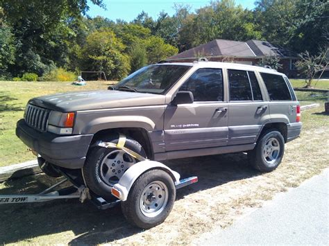 1996 Jeep Grand Specs Benenarmor 1996 Jeep Grand Cherokeelaredo Sport Utility 4d