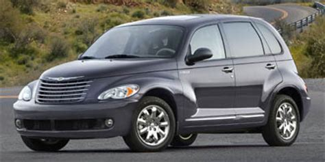2007 chrysler pt cruiser page 1 review the car connection