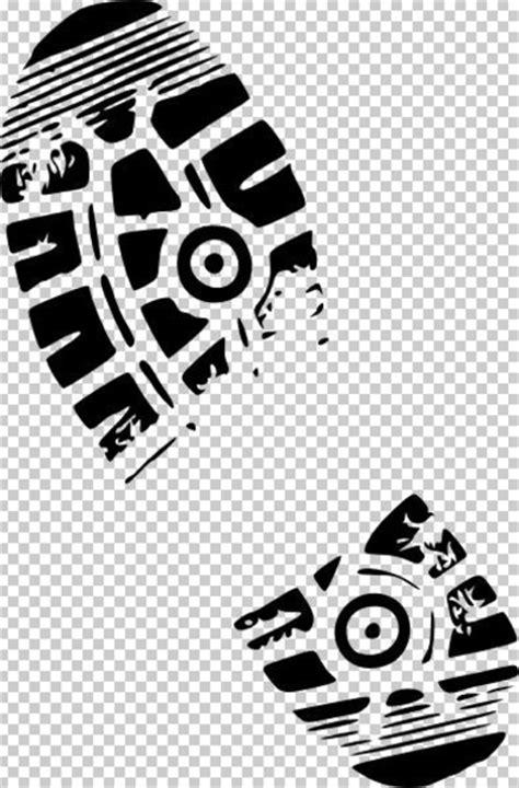 running shoe print vector running shoe print hi free images at clker vector