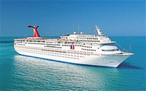 carnival ecstasy cruise ship: expert review & photos on