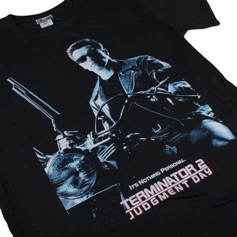 Tshirt The 2 terminator 2 s judgment day t shirt black